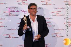 Sergio Castellitto premio per eccellenza artistica Roma Fiction Fest 2015