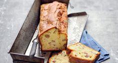 Cake au jambon sans gluten