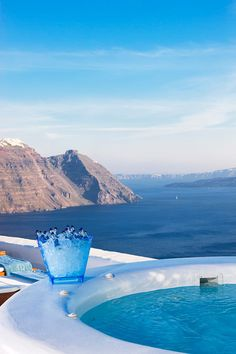 The Architect's Villas are a collection of private villas in Santorini island in Greece.Your best choice for private villas at Santorini with Caldera view. Oh The Places You'll Go, Places To Travel, Places To Visit, Santorini Island, Santorini Greece, Around The World In 80 Days, Around The Worlds, Wonderful Places, Beautiful Places