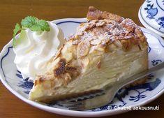 Svedsky jablecny kolac / Swedish apple pie - My site Swedish Apple Pie, Swedish Cuisine, Czech Recipes, Polish Recipes, Something Sweet, Desert Recipes, Just Desserts, Sweet Recipes, Cooking Recipes