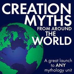 """As a launch to any middle-school or high-school study of mythology, use this 45-minute activity where students in teams of four each read a short piece about the creation of Earth/humanity and then """"divide-and-conquer"""" in a jigsaw activity to accomplish the rest of the tasks."""