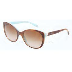 Occhiale da sole Tiffany 4086H 81643Bcon Montatura di colore havanae lenti di colore Marrone Gradiente (brown gradient).Il prodotto viene fornito con il suo astuccio originale Tiffany, una pezzetta per la pulizia delle lenti e libretto del produttore.   http://www.cheocchiali.com/prodotti/occhiale-da-sole-tiffany-4086h-81643b