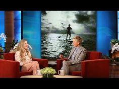 Amanda Seyfried on Boyfriend Justin Long - YouTube
