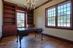 Custom Colonial Interior