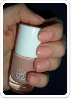 Catrice Ultimate Nudes in 050 Moulin Rouge Light € Nudes, Fashion Beauty, Nail Polish, Beautiful, Moulin Rouge, Nail Polishes, Polish, Gel Polish