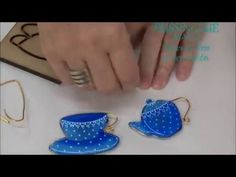YouTube Wire Crafts, Diy And Crafts, Fused Glass, Cactus, Projects To Try, Crafty, Youtube, Google, Dish Towels