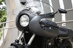 caferacerpasion:    WOW! BMW K100 Cafe Racer by...