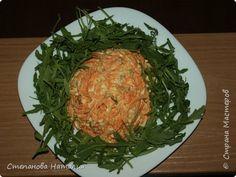 рецептами простых, но вкусных салатиков.