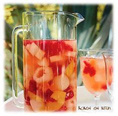 Koken en Kitch: Sangria een beetje anders!