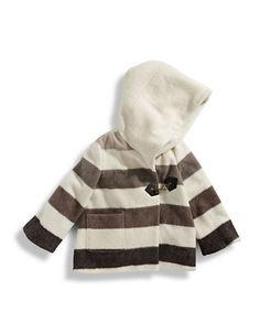 A girl can dream!  HBC Collections | HBC Collection | X Smythe Blanket Swing Coat | Hudson's Bay