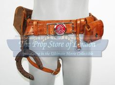 Hellboy Replica Holster and Belt Set