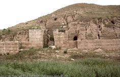"""Esarhaddon""s Gate"" at ""Fort Shalmanezer"", Nimrud, Iraq"