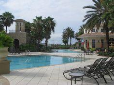 Bellalago Community Pool in Kissimmee FL
