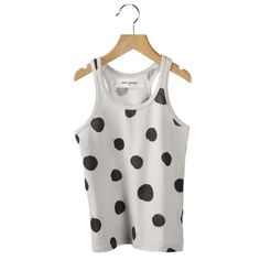 Tank Top Dots Bobo Choses www.stadtlandkind.ch