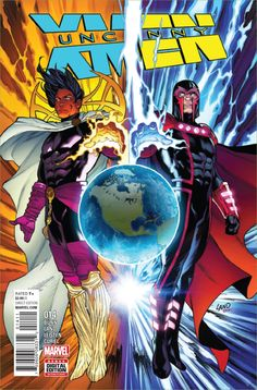 MARVEL COMICS (W) Cullen Bunn (A/CA) Greg Land • Magneto and his team of X-Men discover who's been weaponizing mutants and aiming them at mutantkind's enemies. • But once they do, the question becomes