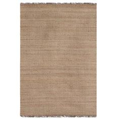 """I pinned this Jute 8' x 10'6"""" Rug from the Out of Africa event at Joss and Main!"""