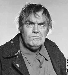 Jack Elam as the vicious killer or grizzled sidekick.  He was in The Lone Ranger, Wagon Train, Zorro, the Rifleman, Cheyenne, Night of the Grizzly (a fav performance for me), Support your Local Sheriff, Father Murphy, Bonanza, Lonesome Dove . . . .