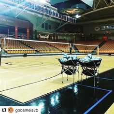 Camels Volleyball - #SICarbonNation Carbon Volleyball Net System