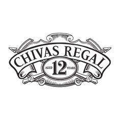 Chivas Regal logo vector free