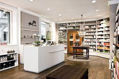 """Mußler """"Home of Beauty"""" by DITTEL Architekten, Stuttgart store design"""
