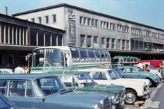 Back In Time, Timeline, 1960s, History, Photography, Vintage, Vienna, Parking Space, Remember This
