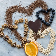 Heart-healthy ingredients to add to green smoothies.