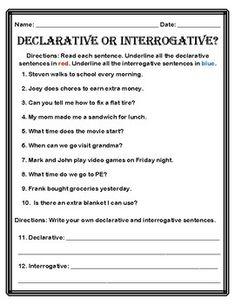 interrogative sentence worksheets 1 sadia worksheets worksheets for grade 3 sentences. Black Bedroom Furniture Sets. Home Design Ideas