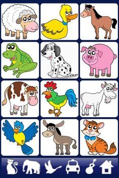 FREE for a limited time – the full version of Sound Touch, an educational app for toddlers. Kids see images and hear the sounds for dozens of animals, vehicles, musical instruments, and household items. Speech Therapy Activities, Toddler Activities, Educational Apps For Toddlers, Baby Flash Cards, Toddler Speech, Toddler Apps, Speech Delay, Speech And Language, Preschool
