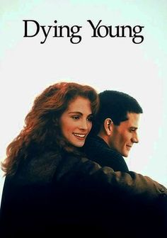 Dying Young (1991) Julia Roberts plays a modern-day Florence Nightingale to a wealthy young recluse (Campbell Scott) afflicted with a rare form of leukemia. During the time they spend together, nurse and patient begin to slowly fall in love. But the big question is, can their devotion weather grueling rounds of chemotherapy? And what if remission fails? Co-stars Colleen Dewhurst.