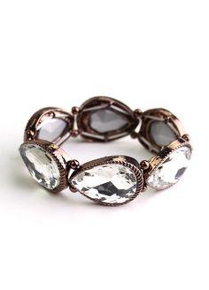 Drops of Sparkle Bracelet