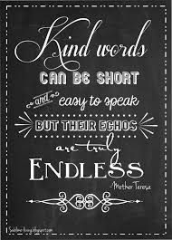 chalkboard quotes-kindness is never offensive!