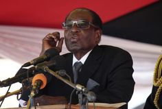 Harare - The University of Zimbabwe postponed exams on Monday after students started chanting and singing songs against President Robert Mugabe, who is under mounting pressure to resign, a Reuters witness said. Jacob Zuma, Blue Streaks, Head Of State, Economic Times, Latest World News, Former President, Human Rights, Citizen, Presidents