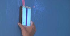 Dispositivo para smartphone permite ver encanamentos dentro das paredes
