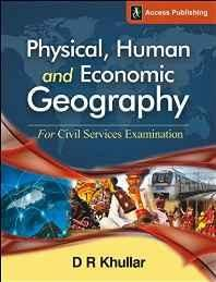 Physical Human and Economic Geography for Civil Services Examination Paperback ? 25 Mar 2016