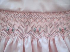 Beautiful Soft Pale Pink and White Classic by AnnetteGraceDesigns