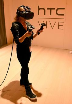 "'Fruit Ninja VR' – Best Reason To Get HTC Vive?  A view of HTC Vive throughout Marketing Week 2015 AWXII at the ADARA Period in Ny at Times Centre Hall on Oct 1, 2015.  (Photo : (Photo by Mike Pont/Getty Pictures for AWXII))          After defeating the iOS and Android platforms, ""Fresh Fruit Ninja"" has set its sights on a fresh goal to control: virtual reality. Its VR model, aptly titled ""Fresh Fruit Ninja VR"" is now on Steam Early Access system. !       Ad          In accordance wi.."