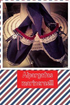 Alpargata marieras Shoe Crafts, Summer Design, Crochet Shoes, Beach Sandals, Canvas Leather, Moccasins, Flip Flops, Womens Fashion, Handmade