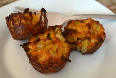 Cheesey Ranch Zucchini Tots - Sisters Playing House
