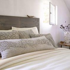Pine Cone Hill Goa Natural Decorative Pillow #laylagrayce