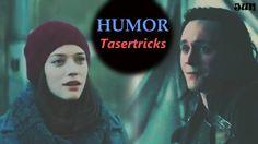 Darcy Lewis x Loki | Tasertricks Humor engsub