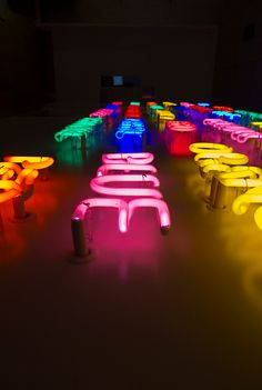 Workspace Webmail :: Mail Index :: Inbox Neon Colors, Rainbow Colors, Light Colors, Neon Light Signs, Neon Signs, Neon Jungle, Neon Words, Design Exterior, All Of The Lights