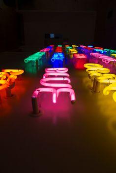 #neon #art #inspire