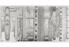 Robbie Cornelissen • drawings