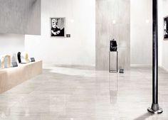 Capri Travertini 1043019 Floor and Wall Tile Grigio (Box of Best Floor Tiles, Ceramic Floor Tiles, Wall And Floor Tiles, Porcelain Tile, Wall Tiles, Marble Look Tile, Oak Street, Neutral Colors, Contemporary