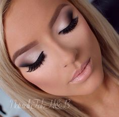 Amazing eye Makeup♡❤ Sooo Pretti!