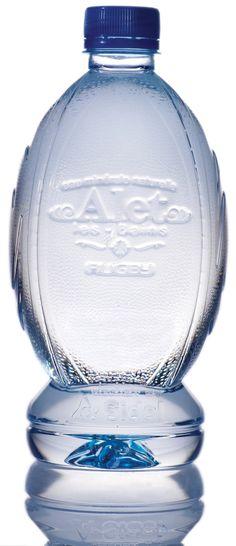 Bottle of water design