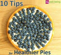To celebrate #Pi Day, enjoy these tips for Healthier Pies!