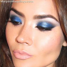Bonjour mes belles! One of my favorite makeup combos to wear for a night out is a classic smokey eye in a vibrant shade paired wit...