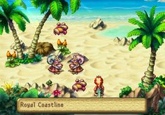 Legend of Mana Part #52 - Summer Lovin'