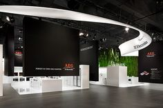 D'art Design creates the spacial design of Electrolux at IFA 2009 for the third time